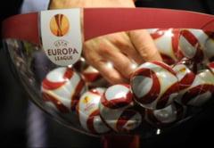 Europa League, tragerea la sorti: FCSB, CFR Cluj si U Craiova si-au aflat adversarele din play-off