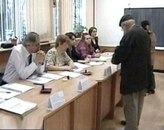 Europarlamentare 2009: Sanctiuni penale pentru votul multiplu