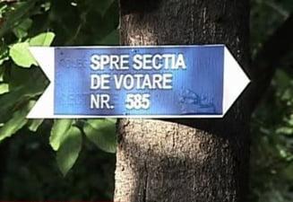 Europarlamentare 2009 Nereguli la vot semnalate de PNL