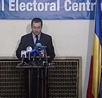 Europarlamentare 2009 Prezenta la vot la ora 10:00 - 4 %