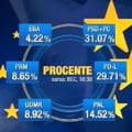 Europarlamentare 2009 Rezultatele finale: PSD+PC a castigat alegerile