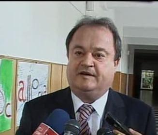 Europarlamentare 2009 Vasile Blaga: Sper sa castigam
