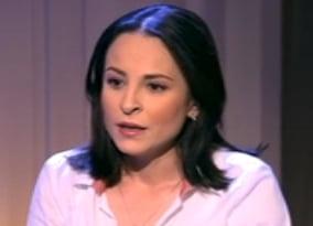 Europarlamentare 2014: Corina Ungureanu, despre fotografiile nud: O greseala, dar nu imi reneg trecutul