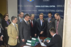 Europarlamentare 2014: Forta Civica si-a depus lista de candidati: Biologi, programatori si jurnalisti