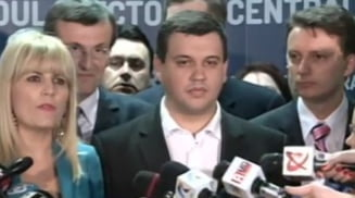 Europarlamentare 2014: PMP si-a depus lista de candidati - pe voturile cui mizeaza