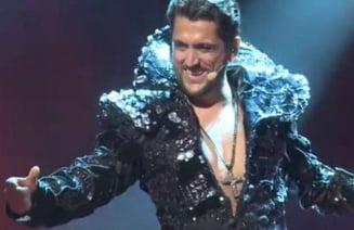 Eurovision 2013: Bonnie Tyler voteaza cu Cezar, reprezentantul Romaniei