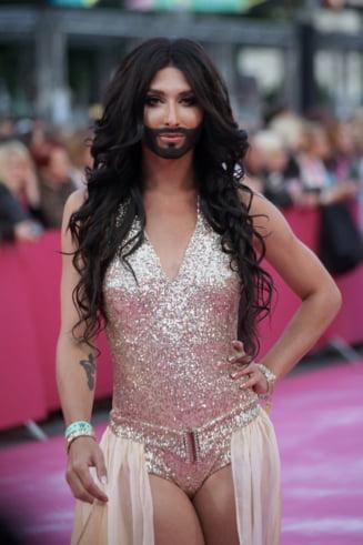 Eurovision 2014: Critici si admiratori ai concurentei cu barba care a castigat