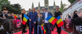 Eurovision 2015: Trupa Voltaj s-a calificat in finala