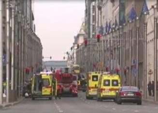 Explozii in Bruxelles: MAE a anuntat celula de criza - ce masuri a luat SRI