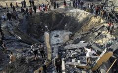 Fasia Gaza: Conflictul armat si impactul asupra economiei mondiale