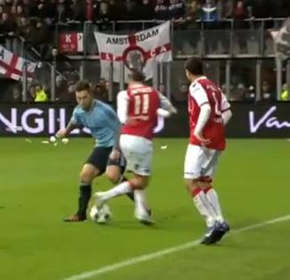 Faza zilei: Dribling genial, in Olanda (Video)