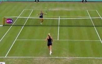 Faza zilei in tenis: CoCo Vandeweghe a reusit o lovitura cum rar se vede. Imaginile au devenit viral (Video)