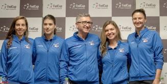 Fed Cup: Programul meciurilor din cadrul intalnirii Romania - Elvetia
