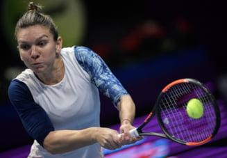 Fed Cup: Simona Halep aduce primul punct pentru Romania dupa o victorie fara mari emotii