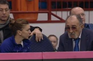 Fed Cup, Romania - Spania: Ion Tiriac a facut gest neasteptat la Galati