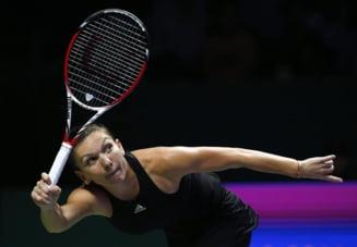 Fed Cup, Romania - Spania: Simona Halep, invinsa de Muguruza
