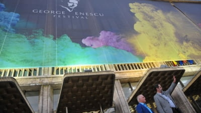 Festivalul Enescu: Despre mitocani de top, melomani in baston si bataia de joc a TVR Interviu