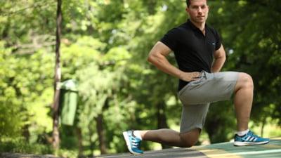 Fii in forma cu Serban Blebea: Primii pasi catre un abdomen perfect