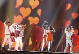 Finala Eurovision Vezi cine a votat pentru Romania