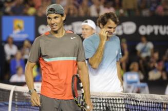 Finala masculina de la Australian Open: Nadal si Federer vor scrie istorie in cel mai asteptat meci