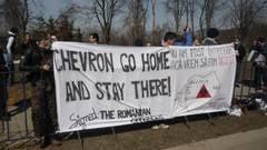 Financial Times: Dezvoltarea gazelor de sist in Romania - Nu in ograda mea!