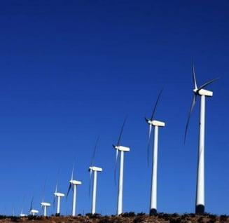 Financial Times: Energia eoliana - Vantul norocului peste Romania
