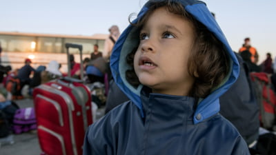 Financial Times: Refugiatii refuza sa mearga in tari mai sarace, precum Romania