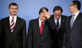 Financial Times: Scandalul Ponta - Basescu, adevarata drama de la summit