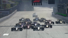 Formula 1: Bottas l-a invins inca o data pe colegul sau de la Mercedes, campionul mondial Hamilton