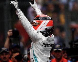 Formula 1: Hamilton aduce o noua victorie pentru Mercedes, la Monaco