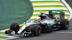 Formula 1: Hamilton castiga in Brazilia si amana deznodamantul sezonului in ultima etapa