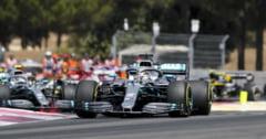 Formula 1: Hamilton castiga si in Franta, Mercedes continua sa domine sezonul 2019
