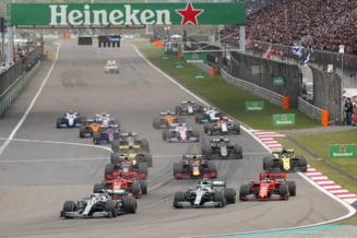 Formula 1: Lewis Hamilton castiga in China cursa cu numarul 1000 din istorie