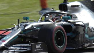 Formula 1: Mercedes din nou la putere, Hamilton castiga si Marele Premiu al Spaniei