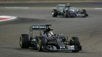 Formula 1: Mercedes face o dubla spectaculoasa in Canada