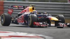 Formula 1: Rezultatele inregistrate in calificarile din Coreea de Sud