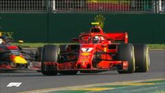 Formula 1: Sebastian Vettel castiga prima cursa a sezonului 2018