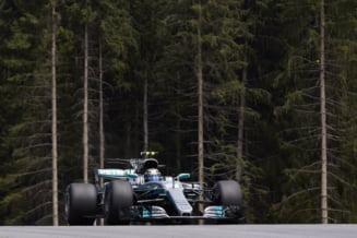 Formula 1: Valteri Bottas castiga cursa din Austria, Vettel ia avans in clasamentul general