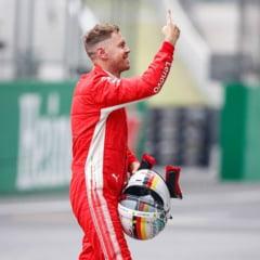 Formula 1: Vettel a dominat calificarile din China