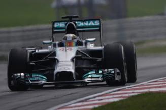 Formula 1: Dubla Mercedes in China. Cine a castigat Marele Premiu de la Shanghai