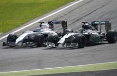 Formula 1: Hamilton castiga in Singapore si trece pe primul loc in clasamentul general