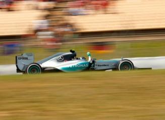 Formula 1: Rosberg castiga in Spania, Vettel prinde podiumul