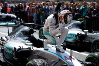 Formula 1: Victorie istorica pentru Lewis Hamilton in Japonia