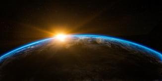 Fotografia zilei: Cum arata Pamantul vazut de la 64 de milioane de kilometri distanta