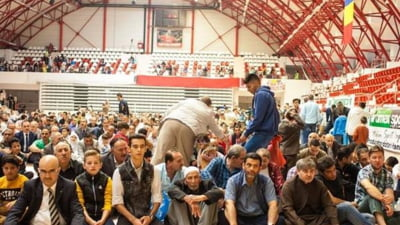 Fotografia zilei: Kurban Bayram, sarbatorita in Bucuresti