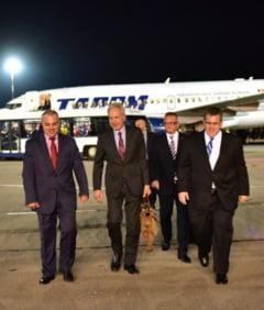Fotografia zilei: Noul ambasador SUA la Bucuresti