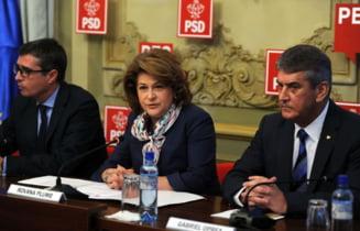 Fotografia zilei: O sedinta istorica la PSD