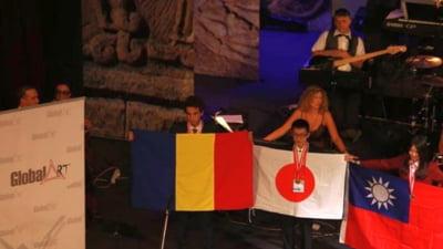 Fotografia zilei: Performanta exceptionala pentru olimpicii romani la Chimie