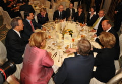 Fotografia zilei: Putin la Bucuresti, Ucraina in afara NATO
