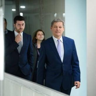 Fotografia zilei: Ciolos si printul Charles, discutii despre Platforma Romania 100